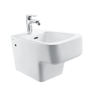 Wall-hung bidet ly2100