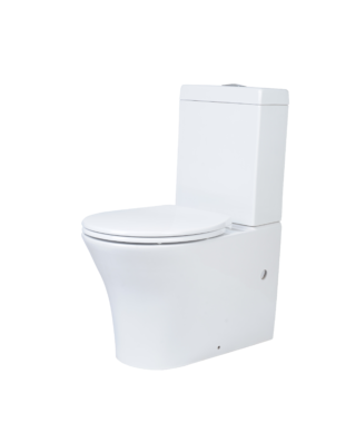 Washdown rimless toilet with floor screw +Cistern for toilet PA1002R+PA1003