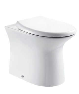 Back-to-wall toilet NI1200