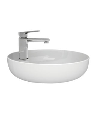 Worktop washbasin (thin-wall) PU3600