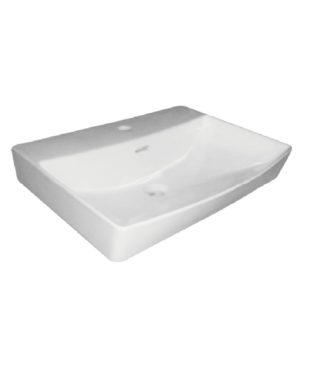 Worktop washbasin (thin-wall) PU3800